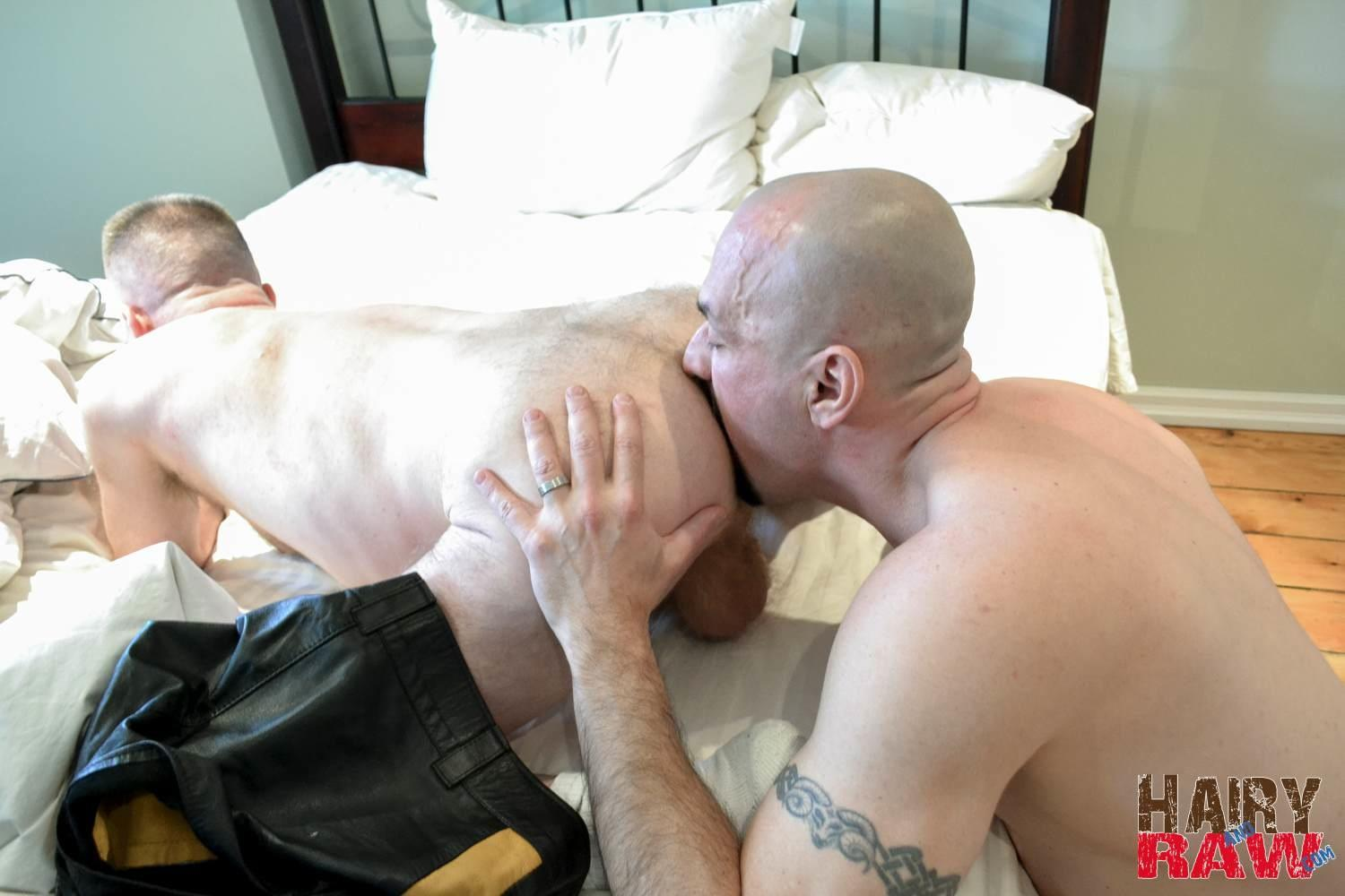 Hairy-and-Raw-Troy-Collins-and-CanaDad-Masculine-Hairy-Daddies-Fucking-Bareback-Amateur-Gay-Porn-11 Hairy Masucline Daddies Flip Flop Fucking Bareback