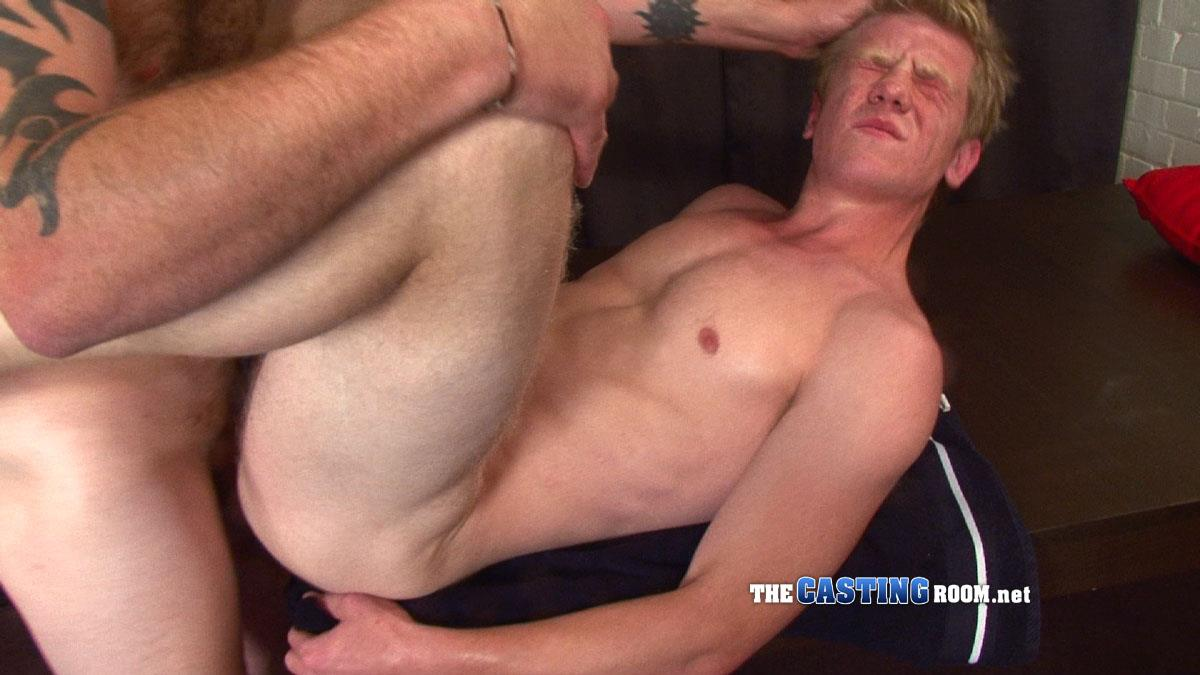 The Casting Room David Straight Guy Gets Barebacked By Big Uncut Cock Amateur Gay Porn 19 The Casting Room:  Straight Guy Takes His First Bareback Uncut Cock