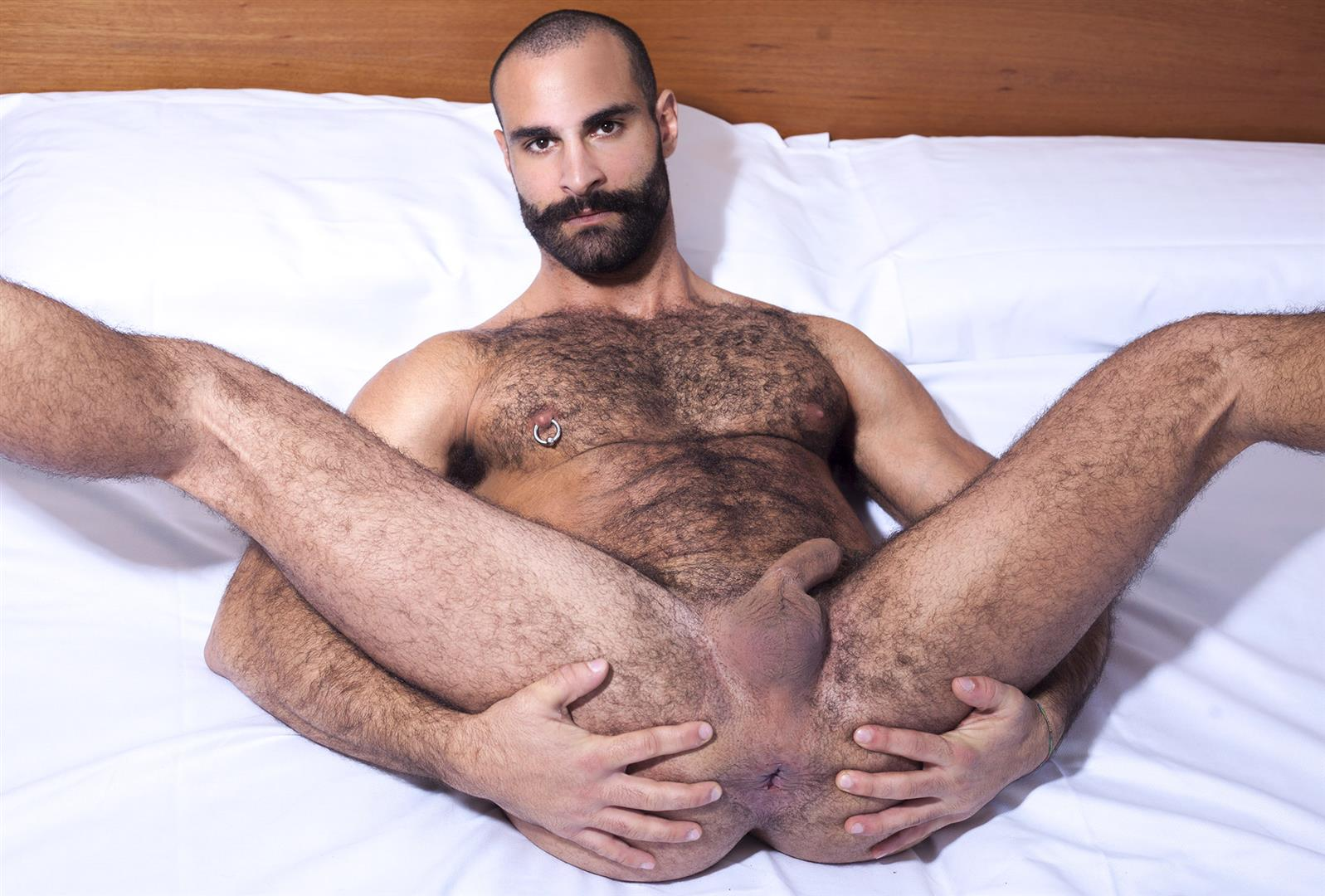 Fuckermate-Jean-Frank-and-Paco-Hairy-Muscle-Hunks-With-Big-Uncut-Cocks-Fucking-Amateur-Gay-Porn-18 Hairy Muscle Italian Hunks With Big Uncut Cocks Fucking Rough