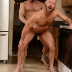 Men-Drill-My-Hole-Max-Sargent-and-Mike-Tanner-Thick-Cock-Daddys-Fucking-Amateur-Gay-Porn-11-150x150 Hairy Muscle Daddy's Fucking In The Kitchen And Eating Cum