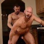 Men-Drill-My-Hole-Max-Sargent-and-Mike-Tanner-Thick-Cock-Daddys-Fucking-Amateur-Gay-Porn-12-150x150 Hairy Muscle Daddy's Fucking In The Kitchen And Eating Cum