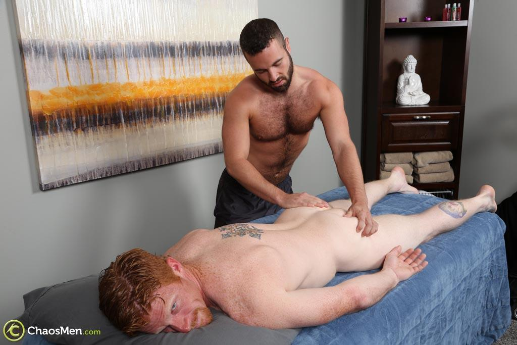 ChaosMen-Noah-and-Aric-Naked-Redhead-Gets-Blowjob-and-Rimming-Amateur-Gay-Porn-07 Straight Redhead Gets A Massage, Rimming and Blow Job From Another Guy