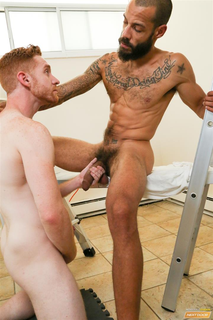 Next-Door-Ebony-Dylan-Henri-and-Interracial-Uncut-Cocks-Fucking-Leander-Amateur-Gay-Porn-13 Interracial Fucking With Big Uncut Cocks