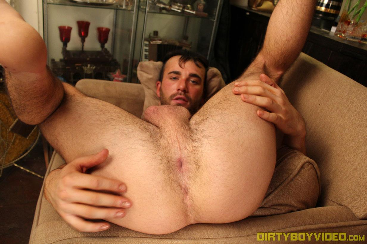 Dirty Boy Video Alex and Logan Big Uncut Cock Gay Sex 16 Making A Horny Bottom Cum Twice With A Big Uncut Cock