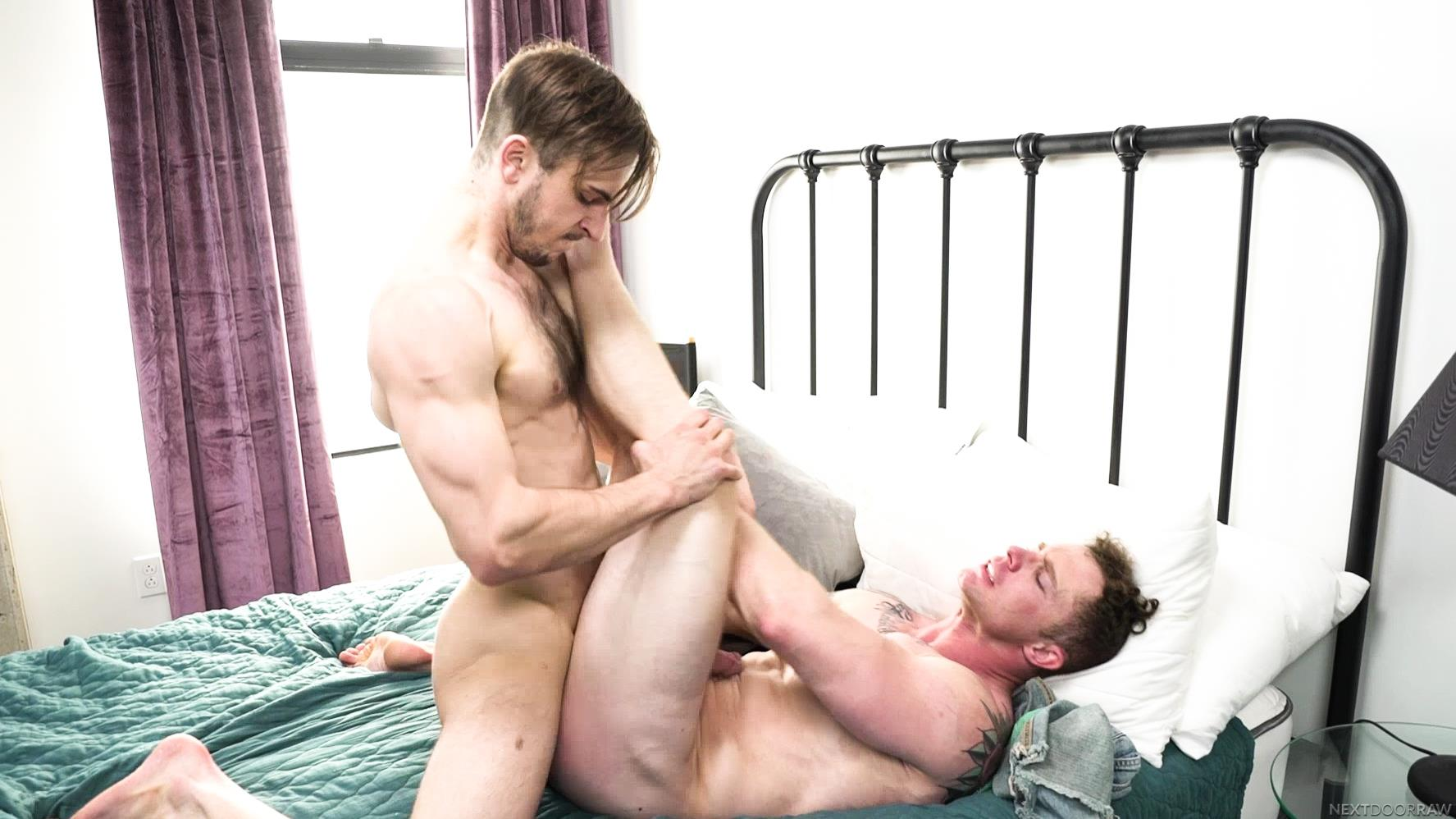 Next-Door-Raw-Markie-More-and-Donte-Thick-Bareback-Flip-Sex-Video-15 Markie More and Donte Thick Bareback Flip Fucking